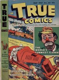 Cover Thumbnail for True Comics (Parents' Magazine Press, 1941 series) #60