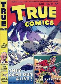Cover Thumbnail for True Comics (Parents' Magazine Press, 1941 series) #61