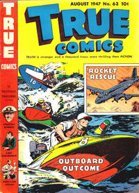 Cover Thumbnail for True Comics (Parents' Magazine Press, 1941 series) #63