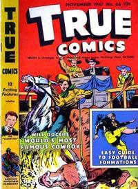 Cover Thumbnail for True Comics (Parents' Magazine Press, 1941 series) #66