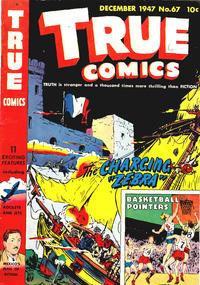Cover Thumbnail for True Comics (Parents' Magazine Press, 1941 series) #67