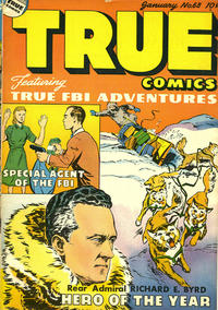 Cover Thumbnail for True Comics (Parents' Magazine Press, 1941 series) #68