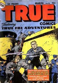 Cover Thumbnail for True Comics (Parents' Magazine Press, 1941 series) #70