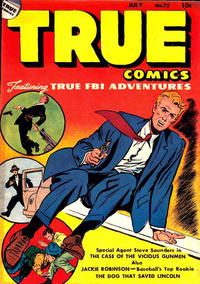 Cover Thumbnail for True Comics (Parents' Magazine Press, 1941 series) #72