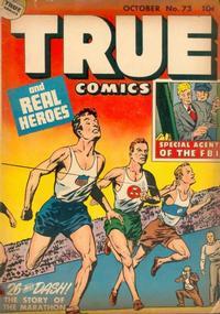 Cover Thumbnail for True Comics (Parents' Magazine Press, 1941 series) #73