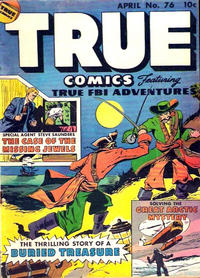 Cover Thumbnail for True Comics (Parents' Magazine Press, 1941 series) #76
