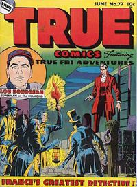 Cover Thumbnail for True Comics (Parents' Magazine Press, 1941 series) #77