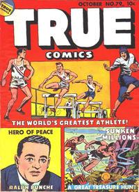 Cover Thumbnail for True Comics (Parents' Magazine Press, 1941 series) #79