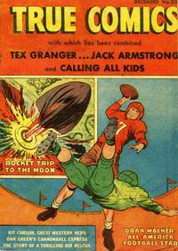 Cover Thumbnail for True Comics (Parents' Magazine Press, 1941 series) #80