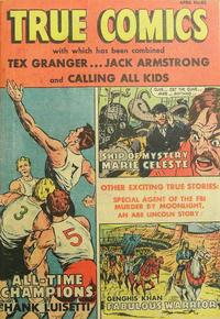 Cover Thumbnail for True Comics (Parents' Magazine Press, 1941 series) #82