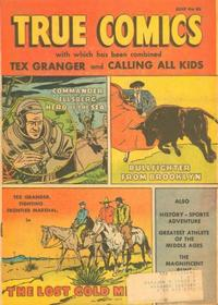 Cover Thumbnail for True Comics (Parents' Magazine Press, 1941 series) #83