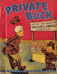 Cover Thumbnail for Private Buck (Rand McNally & Company, 1943 series) #382