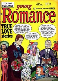 Cover Thumbnail for Young Romance (Prize, 1947 series) #v1#6 (6)