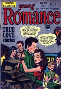 Cover Thumbnail for Young Romance (Prize, 1947 series) #v2#2 (8)