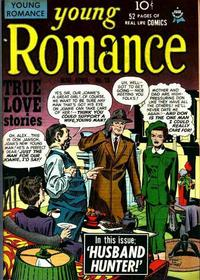 Cover Thumbnail for Young Romance (Prize, 1947 series) #v2#4 (10)