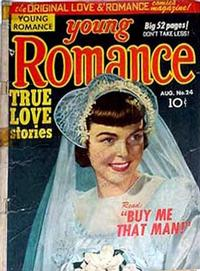 Cover Thumbnail for Young Romance (Prize, 1947 series) #v3#12 (24)