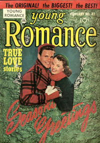 Cover Thumbnail for Young Romance (Prize, 1947 series) #v5#6 (42)