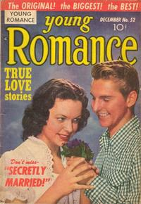 Cover Thumbnail for Young Romance (Prize, 1947 series) #v6#4 (52)
