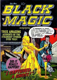 Cover for Black Magic (Prize, 1950 series) #v2#1 [7]