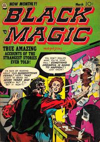 Cover Thumbnail for Black Magic (Prize, 1950 series) #v2#4 [10]