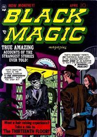 Cover Thumbnail for Black Magic (Prize, 1950 series) #v2#5 [11]