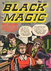 Cover Thumbnail for Black Magic (Prize, 1950 series) #v2#6 [12]