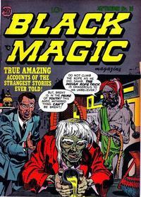 Cover Thumbnail for Black Magic (Prize, 1950 series) #v2#10 (16)