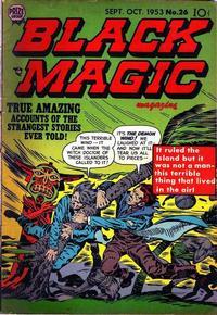 Cover Thumbnail for Black Magic (Prize, 1950 series) #v4#2 (26)