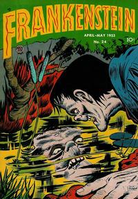 Cover Thumbnail for Frankenstein (Prize, 1945 series) #v4#2 (24)