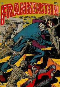 Cover Thumbnail for Frankenstein (Prize, 1945 series) #v4#5 (27)
