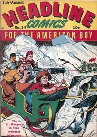Cover Thumbnail for Headline Comics (Prize, 1943 series) #v2#2 (14)