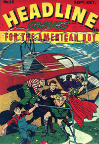 Cover Thumbnail for Headline Comics (Prize, 1943 series) #v2#3 (15)