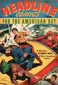 Cover Thumbnail for Headline Comics (Prize, 1943 series) #v2#4 (16)