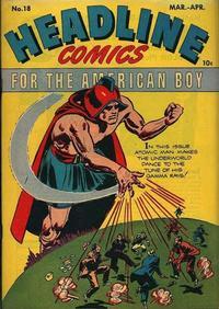 Cover Thumbnail for Headline Comics (Prize, 1943 series) #v2#6 (18)