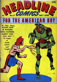Cover Thumbnail for Headline Comics (Prize, 1943 series) #v2#7 (19)