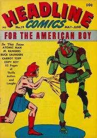 Cover Thumbnail for Headline Comics (Prize, 1943 series) #v2#7 (19)