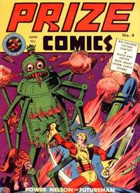 Cover Thumbnail for Prize Comics (Prize, 1940 series) #v1#4 (4)
