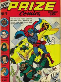 Cover Thumbnail for Prize Comics (Prize, 1940 series) #v1#7 (7)