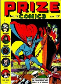 Cover Thumbnail for Prize Comics (Prize, 1940 series) #v1#12 (12)