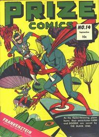 Cover Thumbnail for Prize Comics (Prize, 1940 series) #v2#2 (14)