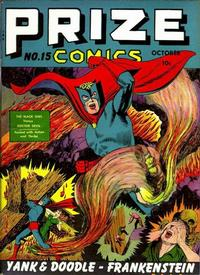 Cover Thumbnail for Prize Comics (Prize, 1940 series) #v2#3 (15)