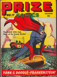 Cover Thumbnail for Prize Comics (Prize, 1940 series) #v2#5 (17)
