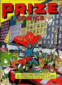 Cover Thumbnail for Prize Comics (Prize, 1940 series) #v2#8 (20)