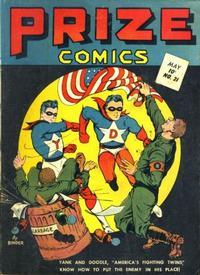 Cover Thumbnail for Prize Comics (Prize, 1940 series) #v2#9 (21)