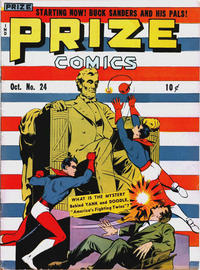 Cover Thumbnail for Prize Comics (Prize, 1940 series) #v2#12 (24)