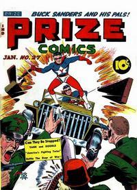 Cover Thumbnail for Prize Comics (Prize, 1940 series) #v3#3 (27)