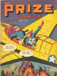 Cover Thumbnail for Prize Comics (Prize, 1940 series) #v3#4 (28)