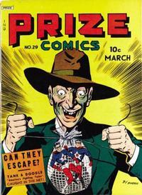Cover Thumbnail for Prize Comics (Prize, 1940 series) #v3#5 (29)