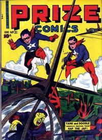 Cover Thumbnail for Prize Comics (Prize, 1940 series) #v3#7 (31)