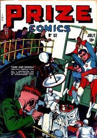 Cover Thumbnail for Prize Comics (Prize, 1940 series) #v3#8 (32)